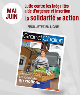 Grand Chalon Magazine Mars/Avril 2013